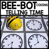 Bee-Bot Activity Mat Math Telling Time to the Hour and Half Hour