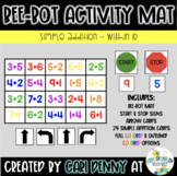 Bee-Bot Addition to 10 Activity Mat