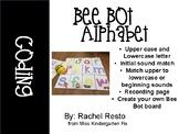 Bee Bot Alphabet Map