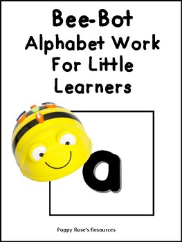 Bee-Bot Alphabet Work for Little Learners