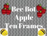 Coding Bee Bot Apple Ten Frame