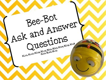 Bee-Bot Ask and Answer Questions