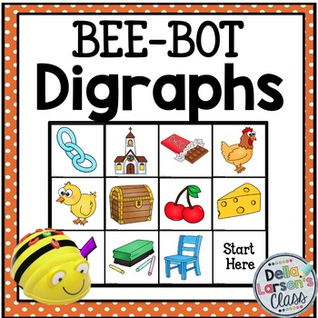 Bee Bot Beginning Digraph CH