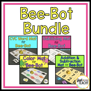 Bee Bot Bundle