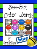 BeeBot Color Words ~ Smiley themed