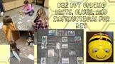 Bee Bot DIY Mats (Summer Camp & A Nice Walk in the Jungle)