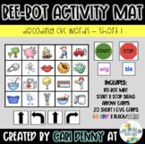 Bee-Bot Decoding (short i) Activity Mat
