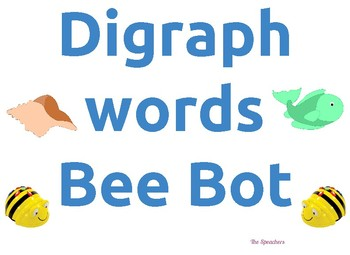 Coding Bee Digraph Words