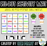 Bee-Bot Dolch Pre-Primer Sight Word Activity Mat