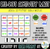 Bee-Bot Dolch Primer Sight Word Activity Mat