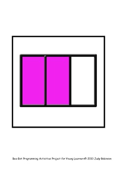 Bee-Bot Fraction Squares