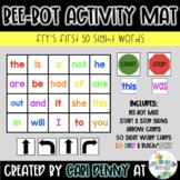 Bee-Bot Fry's First 50 Sight Word Activity Mat