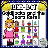 Bee Bot Goldilocks And The Three Bears Retell