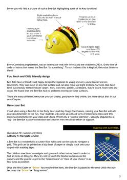 Bee-Bot Guide for Teachers