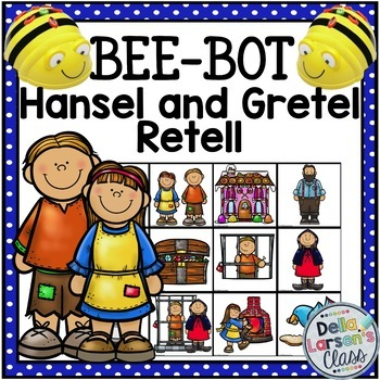 Bee Bot Hansel and Gretel Retell