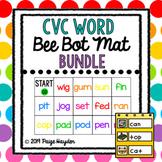 Bee Bot Mat CVC Word Bundle