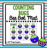 Bee Bot Mat Counting Bugs