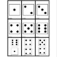 Bee Bot Mat Counting Donuts (1-10)