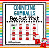 Bee Bot Mat Counting Gumballs