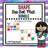 Bee Bot Mat Shape Bundle