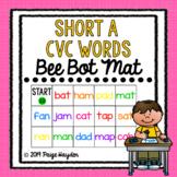 Bee Bot Mat Short A CVC Words