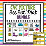 Bee Bot Mat Short Vowel CVC Picture Bundle