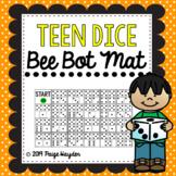 Bee Bot Mat Teen Dice