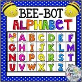 Bee Bot Match The Alphabet