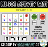 Bee-Bot Numbers 0-20 Activity Mat