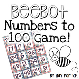 Bee-Bot:  Numbers to 100 Game!