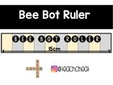 Bee Bot Ruler