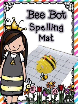 Bee Bot Spelling Game