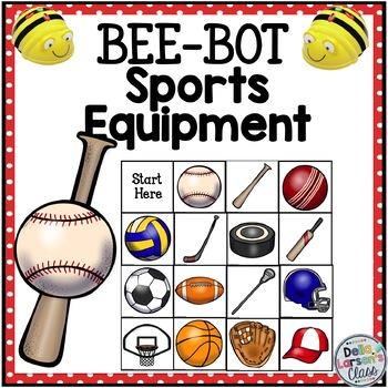 Bee Bot Sports Equipment
