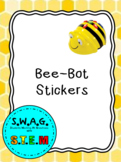 Bee-Bot Stickers
