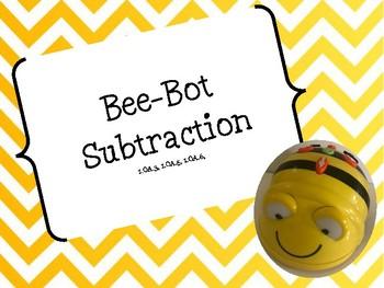 Bee-Bot Subtraction