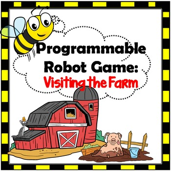 Programmable Robot Game: Visiting the Farm - Makerspace