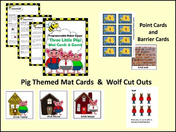 Programmable Robot Game: The Three Little Pigs - Makerspace