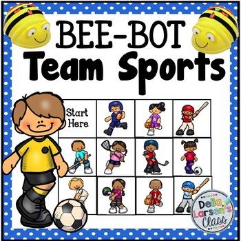 Bee Bot Team Sports