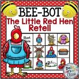 Bee Bot The Little Red Hen Retell