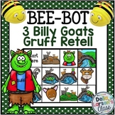 Bee Bot Three Billy Goats Gruff Retell