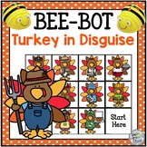 Bee Bot Turkey in Disguise