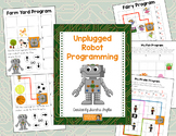 Unplugged Activity Bee-bot Beebot A4