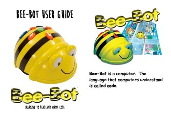 Bee-Bot User Guide