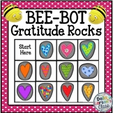 Bee Bots Gratitude Rocks