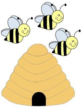 Bee Bulletin Board