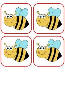 Bee Cards for Kathy