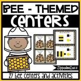 Bee Centers for Preschool