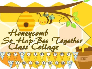 Bee Class Collage