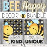 Bee Classroom Decor BUNDLE
