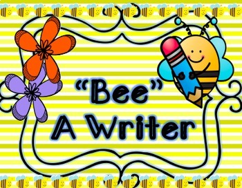 """""""Bee"""" Classroom Management Posters"""